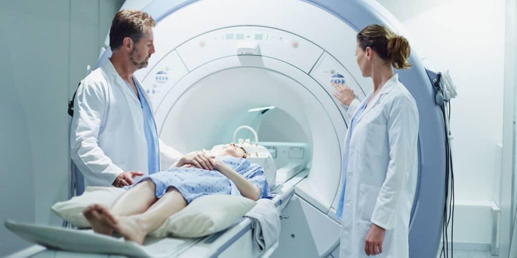 Высокопольный томограф